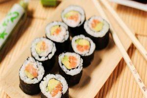 Kimbap Và Sushi Khác Nhau Thế Nào