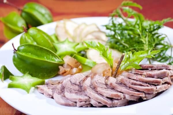Thịt bê là thực phẩm giàu dinh dưỡng và lành tính