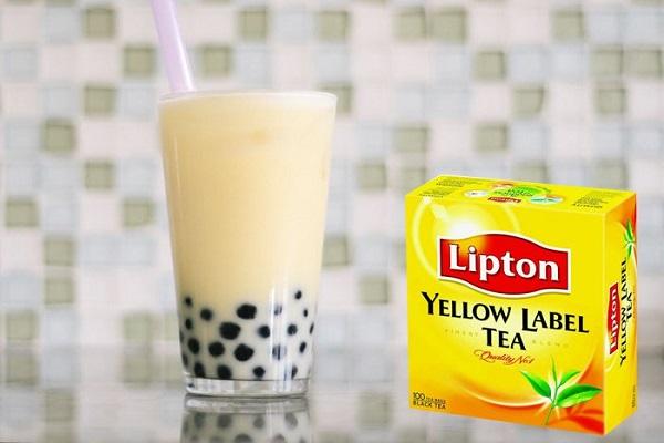 Cách Làm Trà Lipton Sữa Đơn Giản Nhất Tại Nhà