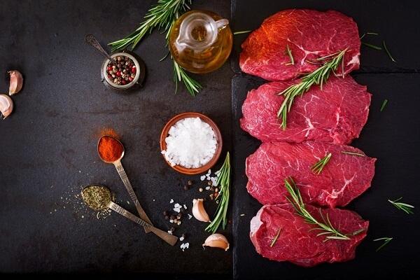 Thịt bò nạc là một nguồn vitamin A tuyệt vời