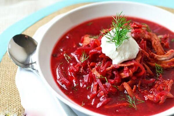 Bosch Soup - Ukraina