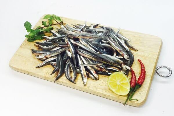 Cá cơm rất ít xương và mang mùi vị dân dã