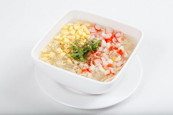 Một bát súp bắp cua cho ngày mới hay ấm bụng buổi đêm