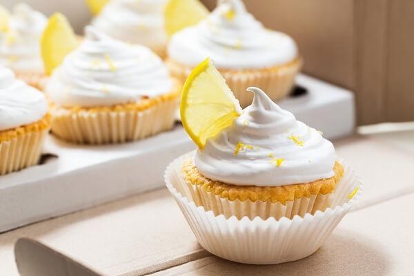 Cách Làm Bánh Cupcake Chanh Đơn Giản Tại Nhà