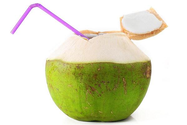 2 quả dừa xiêm