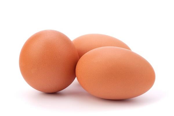 3 quả trứng gà