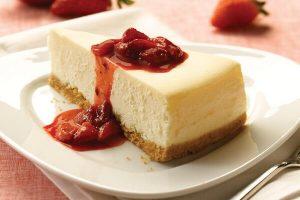 𝓗𝓞𝓣- Cách Làm Bánh Cheesecake Nướng Đơn Giản Tại Nhà