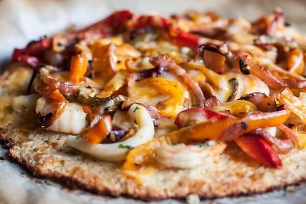 Trải nghiệm ẩm thực Châu Âu qua món Pizza hải sản