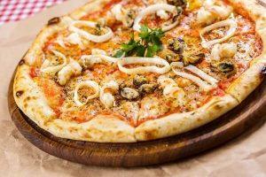 Hướng Dẫn Cách Làm Pizza Hải Sản Tại Nhà - Ẩm Thực Châu Âu