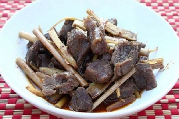 Cách Làm Món Thịt Bò Kho Gừng Ngon - Cach Kho Thit Bo Voi Gung