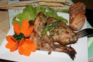 Cách Làm Thịt Thỏ Hấp Ngon Đơn Giản Tại Nhà - Món Ngon