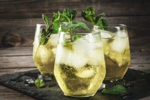 #1 Cách Pha Chế Soda Bạc Hà Ngon Dễ Làm Ngay Tại Nhà - Cocktail