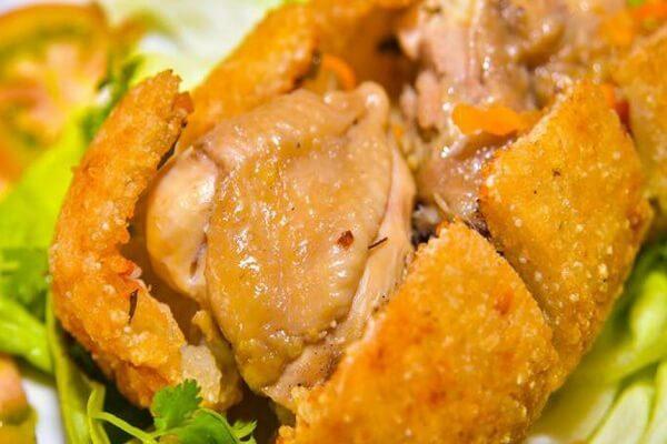 Tự làm món gà không lối thoát Hà Đông cho tiệc gia đình