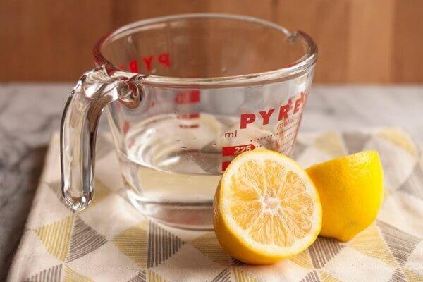 Mẹo Hay Giúp Làm Sạch Lò Vi Sóng Bằng Chanh - Mẹo Vặt Nhà Bếp