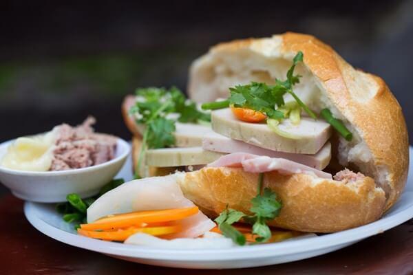 Bánh mì Việt Nam ngon nhất trên đời