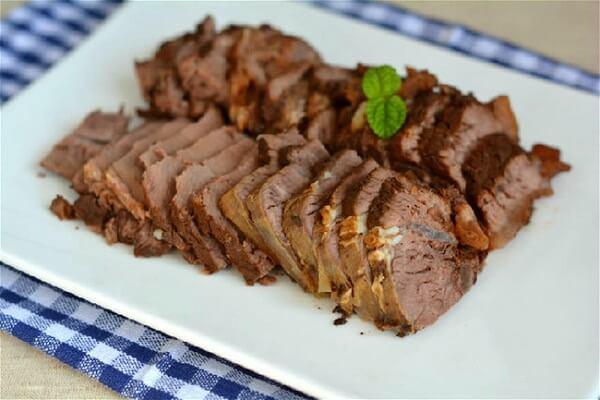 Các món ngon cuối tuần từ thịt bò