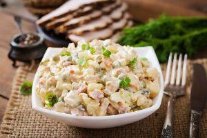 #1 Cách Làm Salad Nga Ngon Đơn Giản Tại Nhà - Salad Giảm Cân