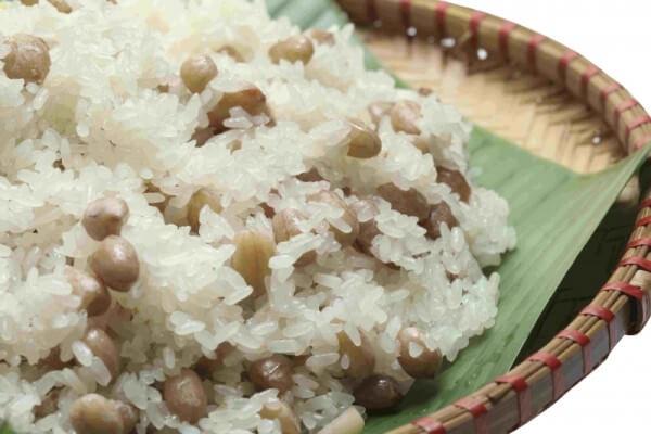 Xôi đậu phộng là một món xôi rất ngon, giàu năng lượng