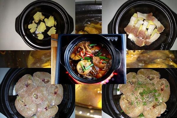 Cá lóc kho tộ luôn là món ăn quen thuộc và hấp dẫn trong bữa cơm hàng ngày