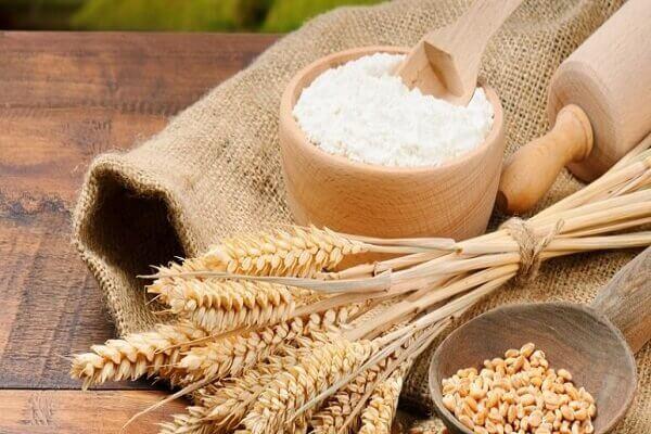 50g bột mì