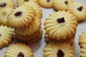 Cách Làm Bánh Quy Bơ - Bánh Cookie - Bánh Danisa Đơn Giản Nhất