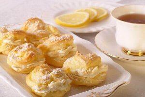Cách Làm Bánh Su Kem Sữa Tươi - Bánh Choux à la Crème Pháp