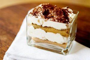 Cách làm bánh Tiramisu truyền thống - Làm Tiramisu không cần lò nướng