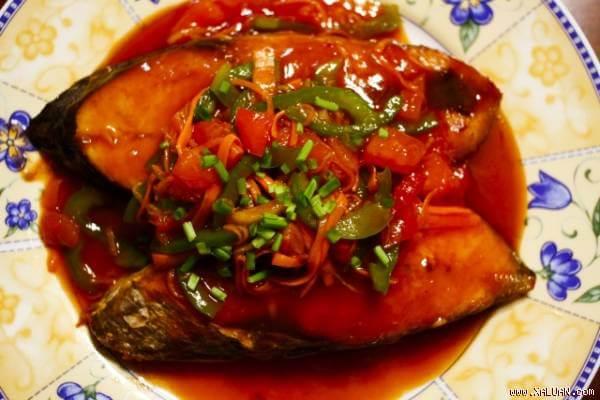 Cá thu sốt cá chua là một món ăn ngon và bổ dưỡng