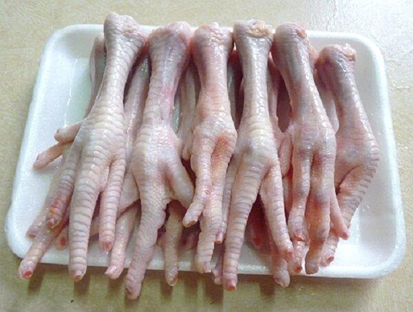 500g chân gà