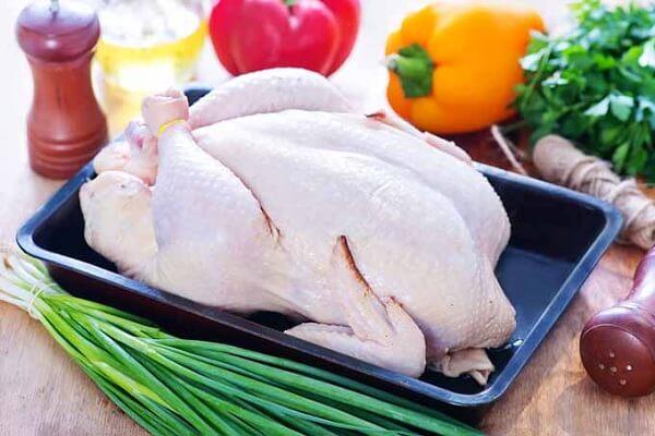 500gr thịt gà (đã rút xương)