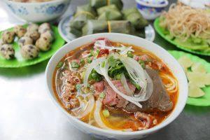 Cách Làm Bún Bò Nam Bộ - Món Đặc Sản Nam Bộ Ngon Đậm Đà
