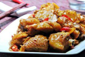 Cách Làm Món Thịt Gà Rang Gừng Thơm Ngon Đơn Giản