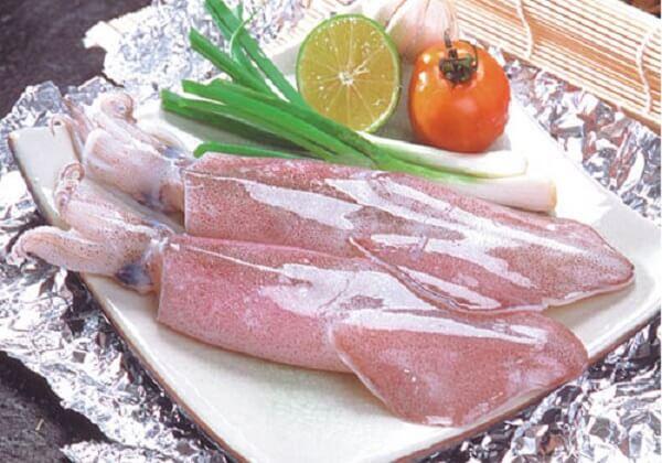 Mực vốn là thức hải sản quý giá và nhiều dinh dưỡng