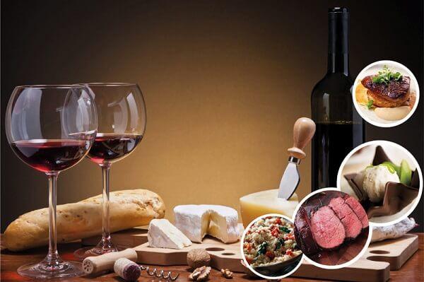 Rượu nho có tác dụng diệt vi trùng