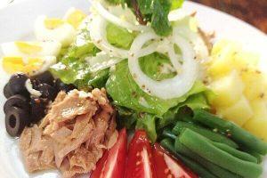 2 Cách Làm Salad Cá Ngừ Sốt Mayonnaise - Salad Cá Ngừ Giảm Cân