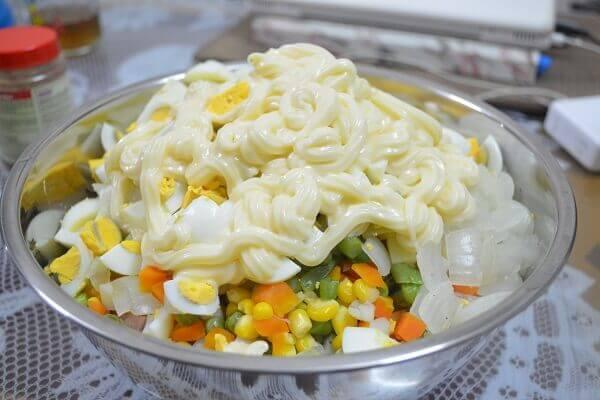 Cách làm sốt mayonnaise bằng máy say sinh tố trong vòng 5 phút