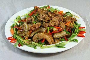 Cách Làm Món Thịt Dê Xào Lăn Đơn Giản Nhâm Nhi Cuối Tuần