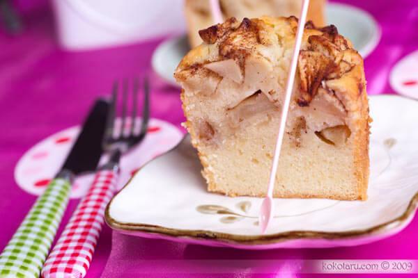 Bánh táo là một món bảo dễ cũng đúng mà bảo khó cũng không sai.