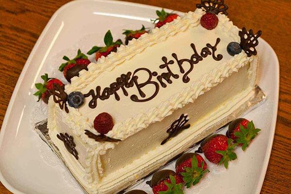 Bánh gato - Bánh sinh nhật