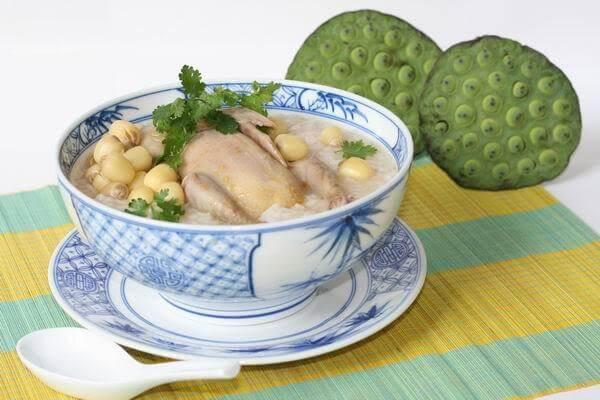 Cách Làm Thịt Chim Bồ Câu Hầm Hạt Sen Ngon Cho Bà Bầu