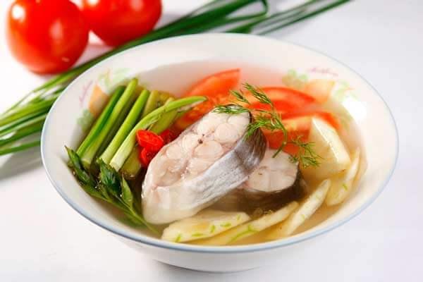 Cá basa nấu canh chua thơm ngon đậm đà