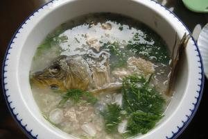 Cách Nấu Cháo Cá Chép Ngon Không Tanh Cho Bà Bầu Mang Thai