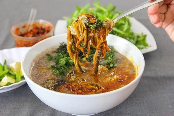 Cháo lươn là một trong những món ăn vô cùng bổ dưỡng
