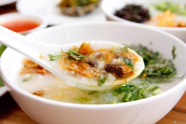 Cách Nấu Cháo Sò Huyết Ngon - Cháo Ngon Cho Bé