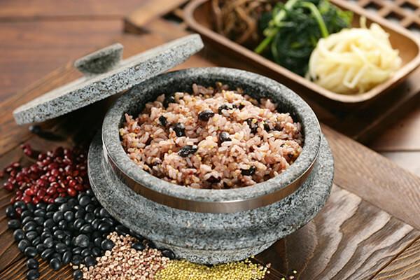 Cách nấu cơm đậu Hàn Quốc - Ogokbap (오곡밥) Hàn Quốc