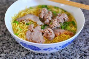 Cách Nấu Hủ Tiếu Mì Người Hoa - Nước Lèo Ngon Chuẩn Vị