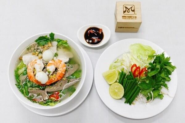 Cách nấu hủ tiếu nam vang Campuchia ngon như ngoài hàng