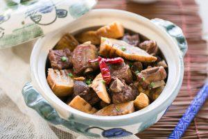 #1 Cách Nấu Món Thịt Ba Chỉ Kho Măng Tươi Ngon Đơn Giản
