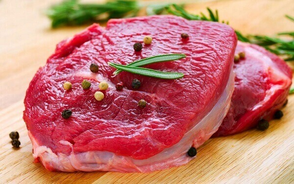 400 gram thịt bò