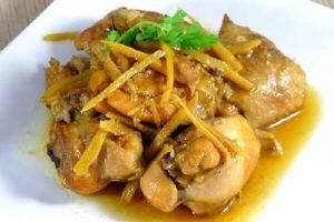 Cách Nấu Thịt Vịt Kho Gừng Sả Ngon - Kho Vịt Sả Ớt Dễ Làm